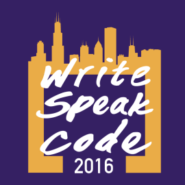 Call for Volunteers 2016 Write/Speak/Code