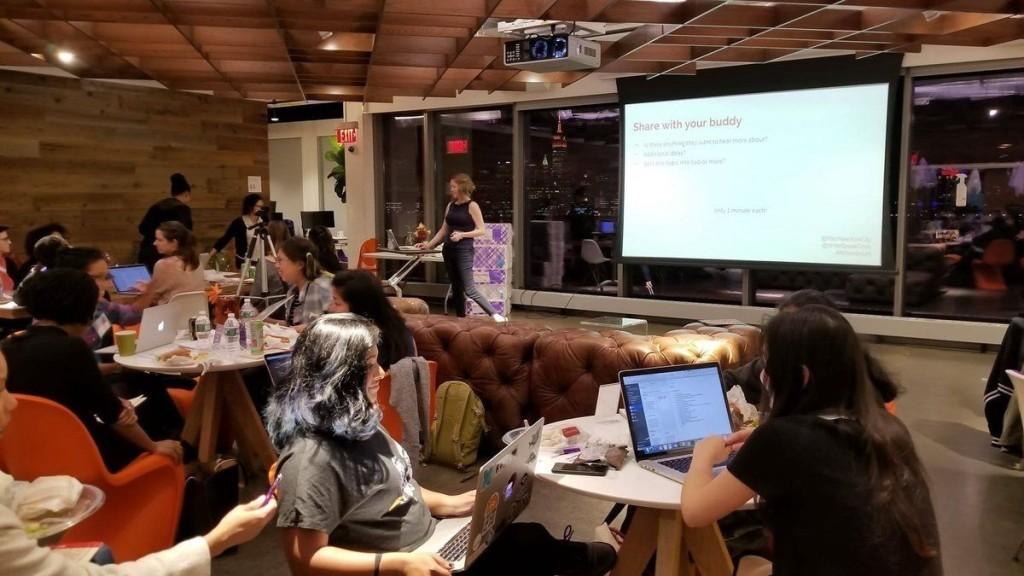Blogging For Women Coders Workshop